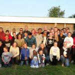 Os jogadores ficaram hospedados com suas famílias na Holanda: hartelijk bedankt!
