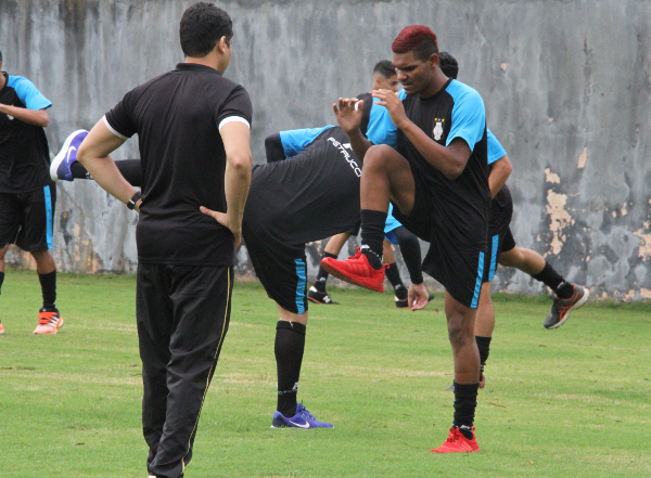 Jogadores iniciaram a preparação física: na pauta, muito trabalho